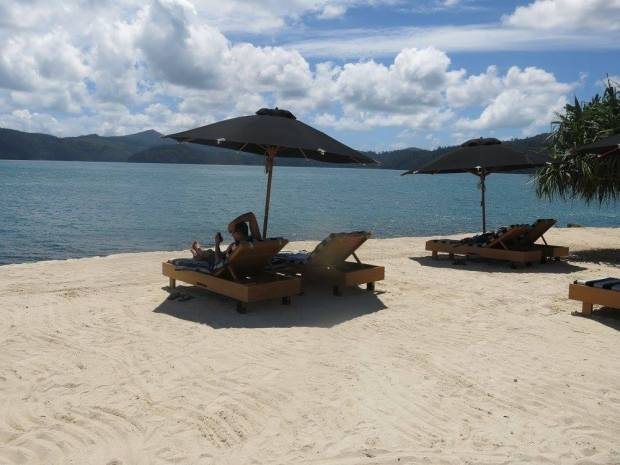 beach qualia