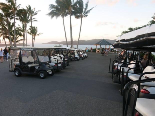 golf buggies galore