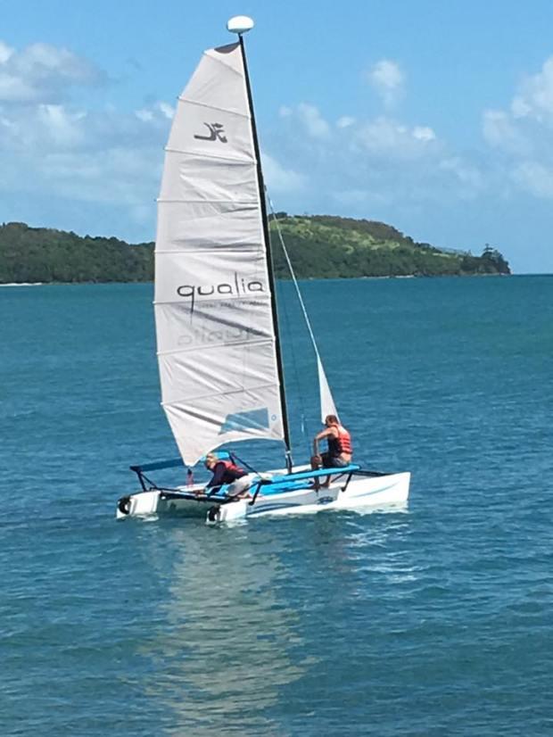 timmky sailing
