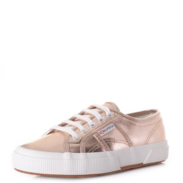 Superga Rose Gold 2750